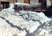 réal sous la neige