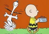 Snoopy et Charlie Brown