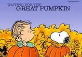 Hallowen de Snoopy