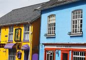 Colorful House Facades In Kinsale