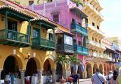 Fachadas - Cartagena - Colombia