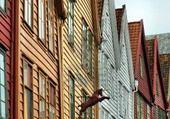 Fachadas - Ciudad de Bergen