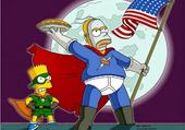 Simpson Super Héros