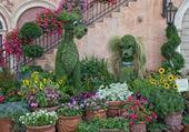 Puzzle Assortiment de fleurs