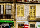 Façades colorée - Porto