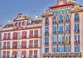 Fachadas - Málaga