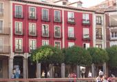 Façades plaza roja de moscu