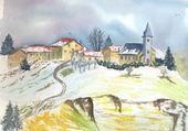 village hiver