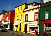 Fachadas coloridas - Connemara