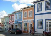 Fachadas coloridas - Simão Dias