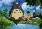 Puzzle Totoro