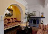 Puzzle salon marocain