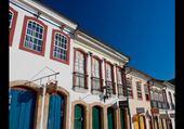 Puzzle Fachadas - Ouro Preto