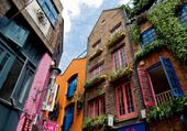 Puzzle Neal's Yard - London 2