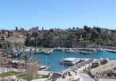 Le vieux port Antalya
