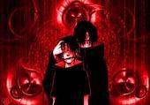 itachi et sasuke