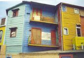 Fachadas Caminito - Argentina