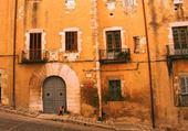 Puzzle Façades Girona - Spain 20