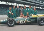 l equipe Lotus