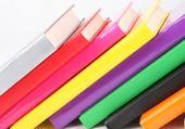cahiers multicolores