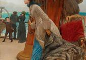 femme sur un navire-henry bacon