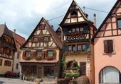 Puzzle Façades Alsace 2a