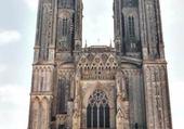 La Cathedrale, Coutances