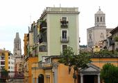 Puzzle Façades Girona - Spain 21
