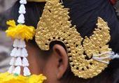 Puzzle cambodge coiffe