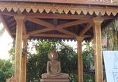 Puzzle idole boudhiste