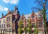 Façades Bruges - Belgique 6