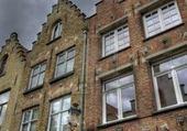 Façades Bruges - Belgique 9