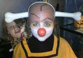 Puzzle Enfants déguisés pour Halloween