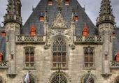 Façades Bruges - Belgique 15
