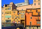 Puzzle Façades Girona - Spain 16