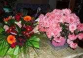 de bien beaux bouquets