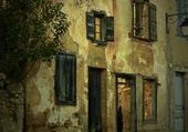 Maison abandonnée, Geaune, Lande