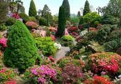 Puzzle jardin anglais