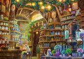 maison de thé mystique