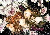 Vampire knight Yuki et Kaname