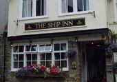 Façades Fowey, Ship Inn
