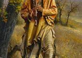 Indien à la flûte