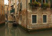 Façades Canal, Venice, Italy