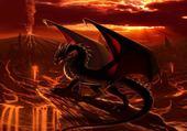 Puzzle welsh dragon