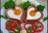 oeufs aux plats