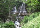 Puzzle cascade du hohwald   Bas Rhin