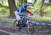 VTT compétition de descente