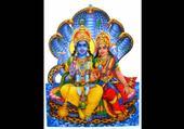 Puzzle dieux hindous