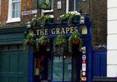 Façades Limehouse, The Grapes