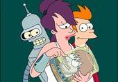 Fry, Bender, Leela